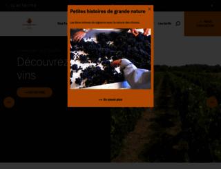 domaine-du-chaillot.fr screenshot