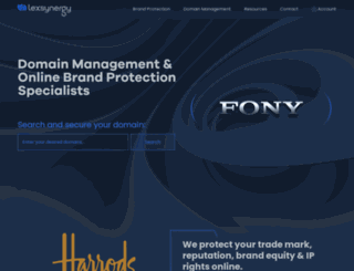 domainnews.co.za screenshot