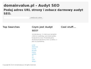 domainvalue.pl screenshot