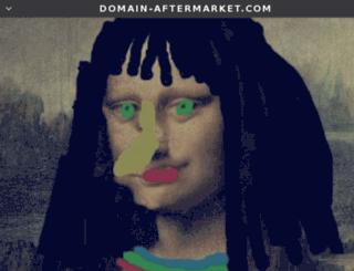 domainvineyard.com screenshot