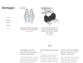 domajax.com screenshot