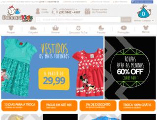 domanikids.com.br screenshot
