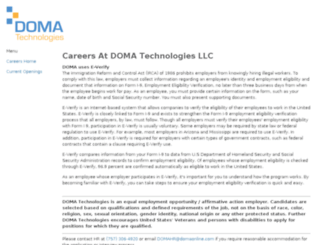 domaonline.hrmdirect.com screenshot