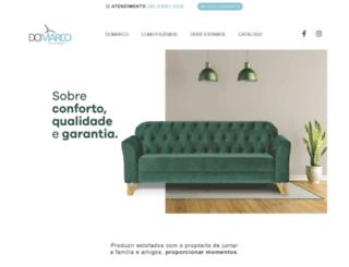 domarco.com.br screenshot