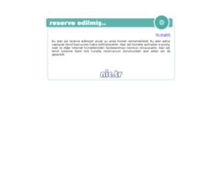 domates.com.tr screenshot