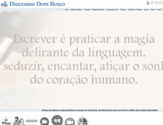 domboscopetrolina.g12.br screenshot