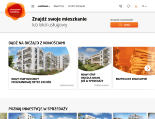 domdevelopment.com.pl screenshot