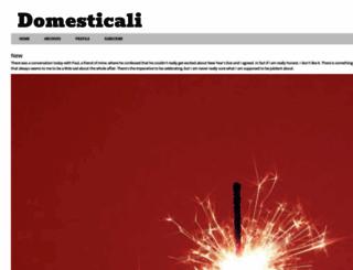 domesticali.typepad.com screenshot