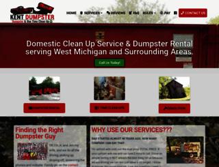 domesticcleanup.net screenshot