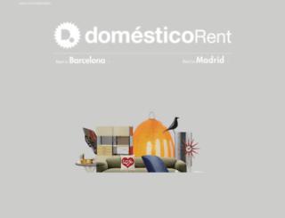 domesticorent.com screenshot