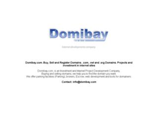 domibay.com screenshot