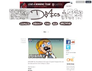 domics.me screenshot