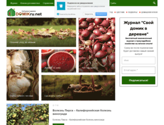 domikru.net screenshot