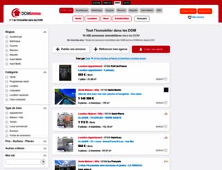 domimmo.com screenshot