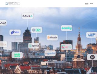 dominet.com.au screenshot