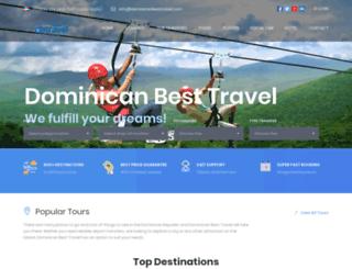dominicanbesttravel.com screenshot