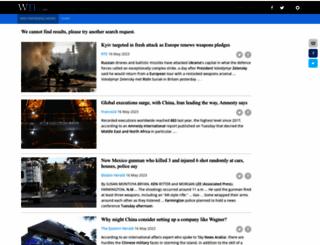 dominicannews.com screenshot