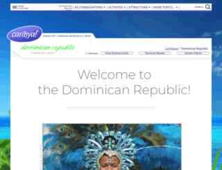 dominicanrepublic-guide.info screenshot