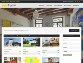 dominilino.com screenshot