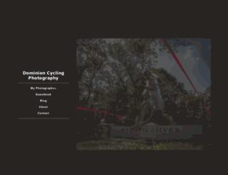 dominioncyclingphotography.zenfolio.com screenshot