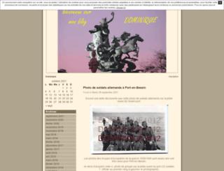 dominique1012.unblog.fr screenshot