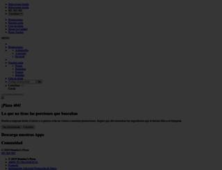 dominospizza.es screenshot