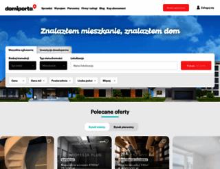 domiporta.pl screenshot