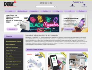 domodesk.com screenshot