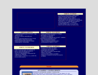 domotel.com screenshot