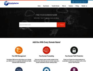 dompanel1.atriumhosting.com screenshot