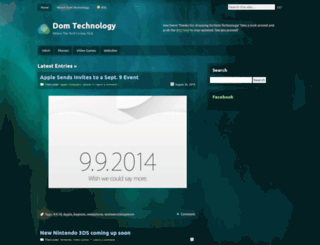 domtechno.net screenshot