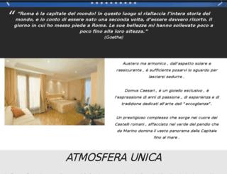domuscaesari.it screenshot