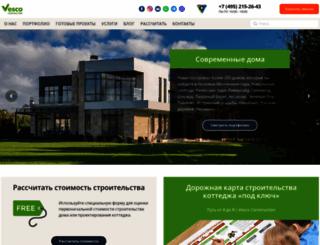 domvesco.ru screenshot