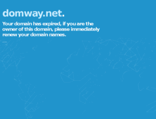 domway.net screenshot
