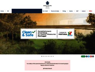 donafilipahotel.com screenshot