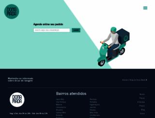 donamada.com.br screenshot