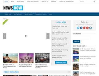 donationtravel.com screenshot