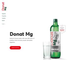 donatmg.net screenshot
