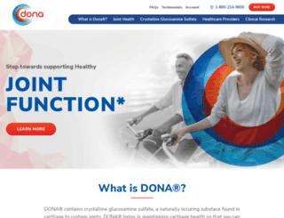 donausa.com screenshot