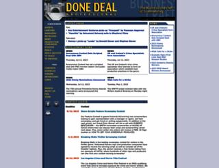 donedealpro.com screenshot