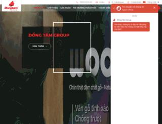 dongtam.com.vn screenshot