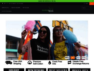 donkeyts.com screenshot