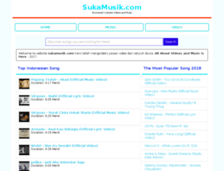 donloadmusik.com screenshot