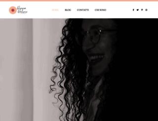 donnadelirio.blogspot.it screenshot