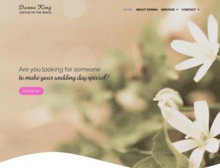 donnakingjp.com screenshot