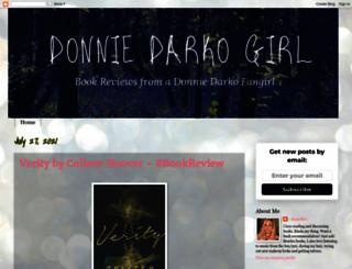 donniedarkogirl.blogspot.com screenshot