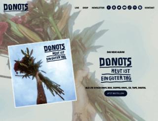 donots.com screenshot