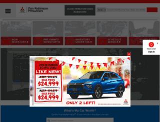donrobinsonmotors.com screenshot