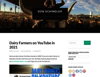 donschindler.com screenshot