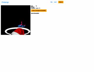 doobai820.chatango.com screenshot